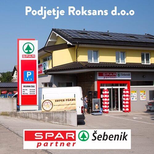 Podjetje Roksans d.o.o