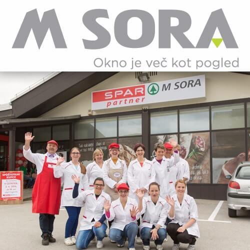 Aleš Dolenc, direktor podjetja M SORA d.d.
